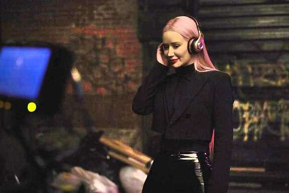 Monster Products' 60-second Super Bowl spot will star rapper Iggy Azalea, with appearances by Aerosmith guitarist Joe Perry, country singer Big Kenny, rapper Yo Gotti, ìKeeping up with the Kardashiansî regular Jonathan Cheban and former boy band baritone Joey Fatone.