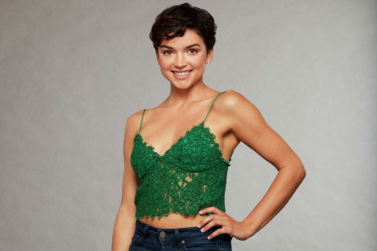 Rebekah Martinez in a promotional image for season 22 of