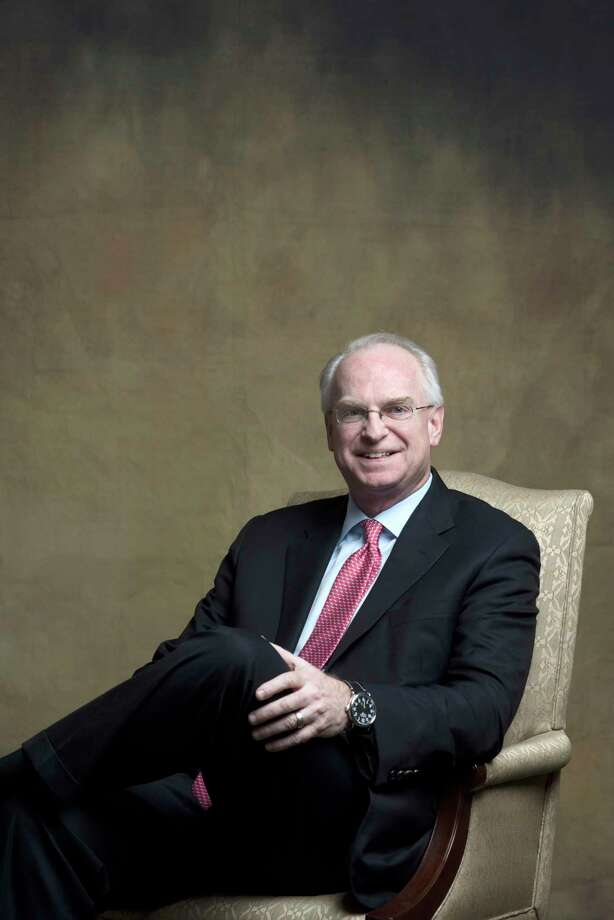 Peter Clare, The Carlyle Group's new co-chief investment officer. is shown in Washington on December 15, 2017. Photo: Washington Post Photo By Marvin Joseph / The Washington Post