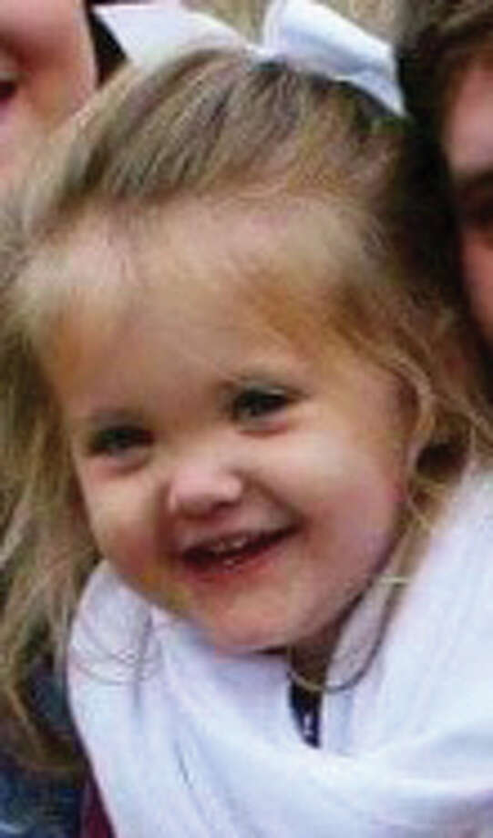 Addilyn Vandiver drowned Friday in a pond near her grandparents' house in Moss Hill. She was 2. Photo: Facebook
