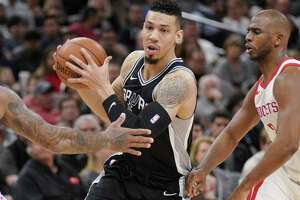 Danny Green stressed the importance of winning at home since the Spurs are just 12-15 on the road this season.