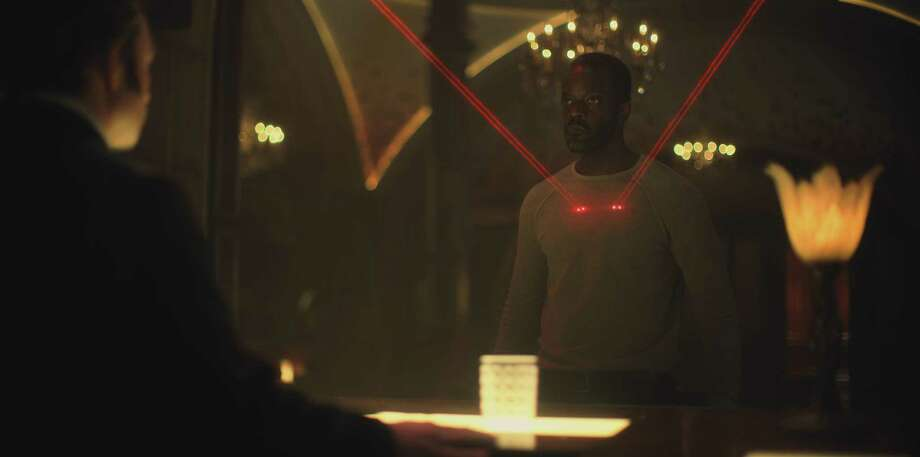 """Ato Essandoh in a scene from the Netflix series, """"Altered Carbon."""" (Netflix) Photo: Netflix, HO / Newsday"""