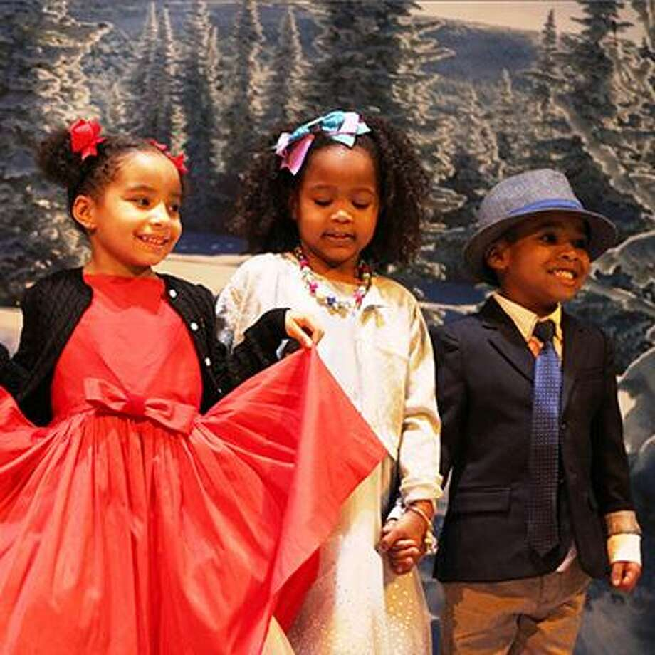 The Winter Wonderland Children's Ball and Bubble Show will take place at Stepping Stones Museum for Children on Feb. 10. Photo: Stepping Stones / Contributed Photo
