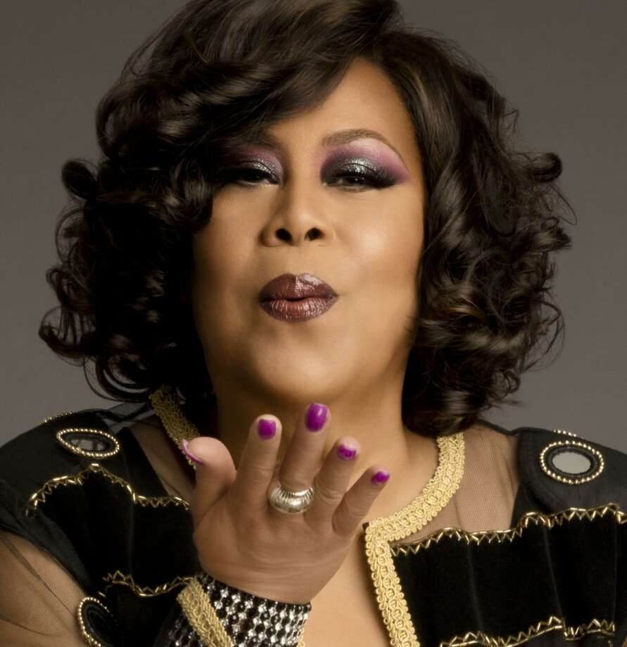 Martha Wash and the First Ladies of Disco will entertain at the Ridgefield Playhouse's Valentine's Day gala. Photo: Ridgefield Playhouse / Contributed Photo