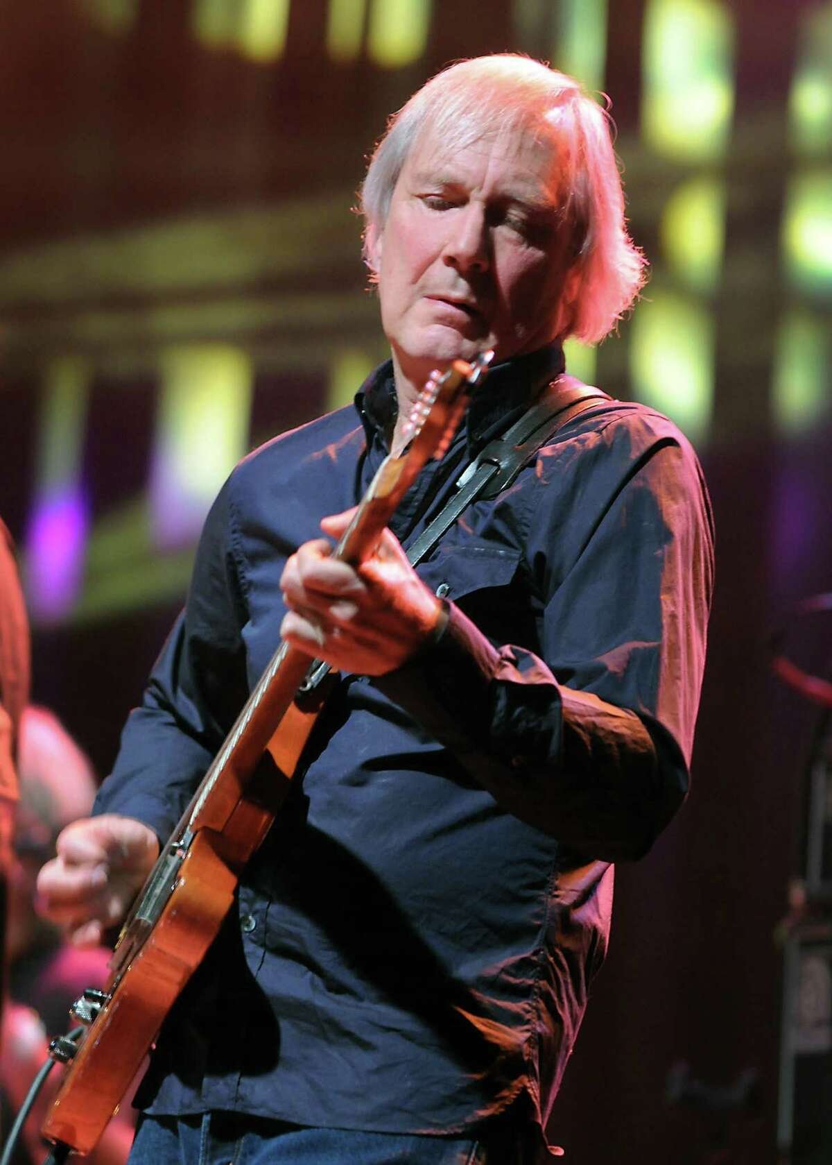 Jim Weider performs with The Weight Band at The Warehouse at Fairfield Theatre Company on Feb. 10, and at Hartford's Infinity Music Hall on Feb. 16.