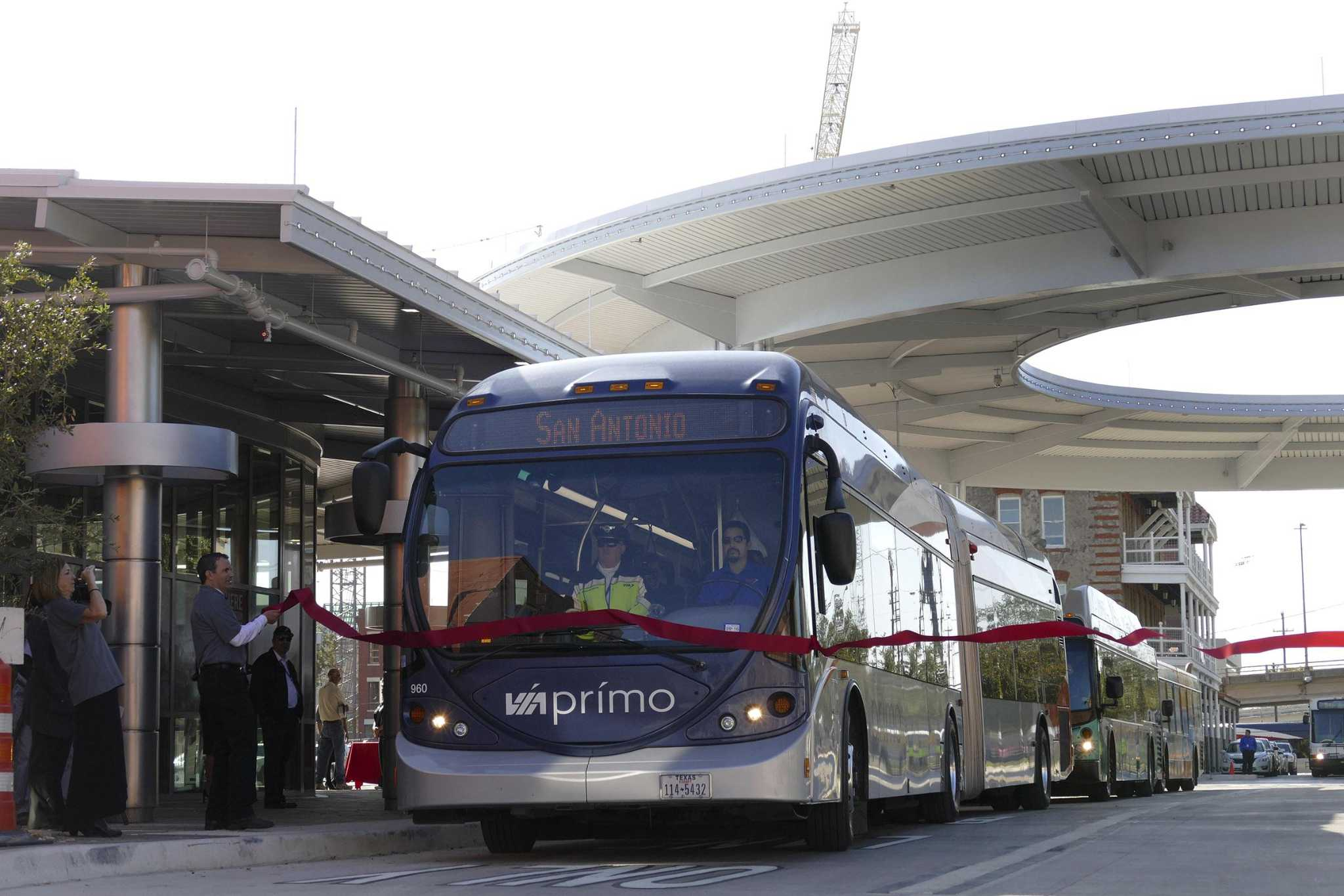 Transit Plan Would Transform San Antonio San Antonio