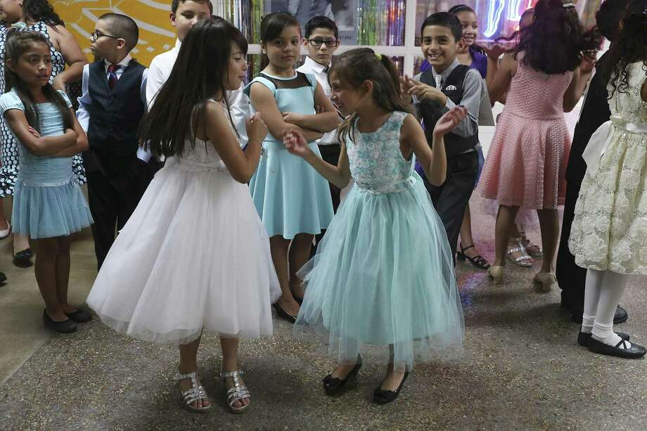 Events such as the Dancing With the Children Gala at the Neighborhood Place might fit perfectly into an opus that chronicles the West Side's history. Photo: Jerry Lara / San Antonio Express-News / © 2016 San Antonio Express-News