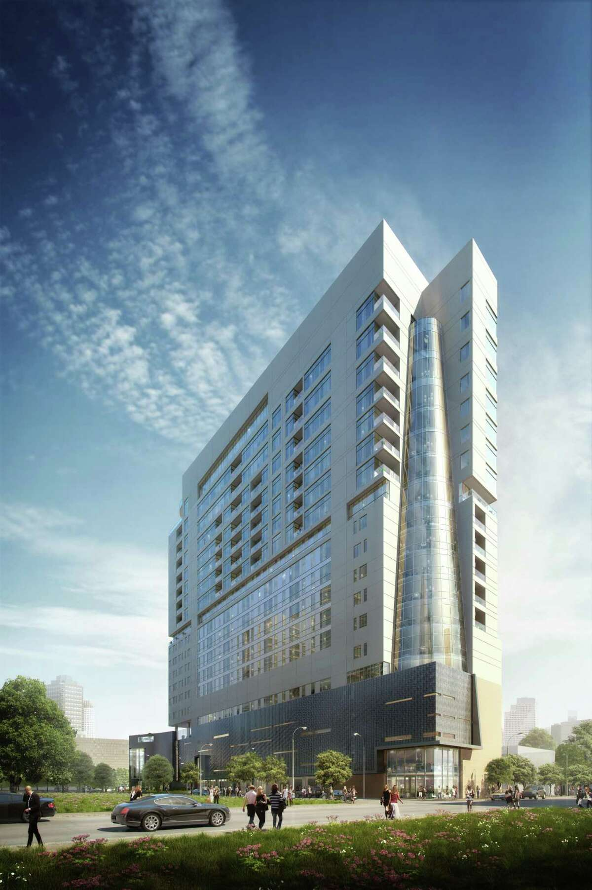 The city also awarded more than $10 million in incentives to the Arts Residences and Thompson San Antonio hotel through the Center City Housing Incentive Policy - the largest in the program's history. The high-rise will have more than 60 condos costing between $400,000 and $4.5 million.