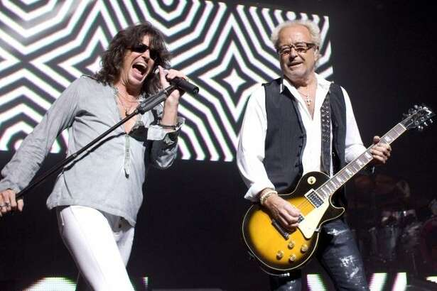 "Foreigner 7:30 p.m. Feb. 23 Celebrating its 40th year, the band that was inescapable on rock radio in the late '70s and early '80s has been playing a few reunion shows, with singer Lou Gramm joining guitarist Mick Jones onstage for the first time in more than a decade. That won't happen at the rodeo - Kelly Hansen, the band's singer since 2005, will be tearing into hits such as ""Cold as Ice,"" ""Hot Blooded"" and ""Urgent"" - though Gramm will be in town in April for a Fiesta gig. A San Antonio high school choir will be chosen to join Foreigner onstage for its majestic hit ""I Want To Know What Love Is."""