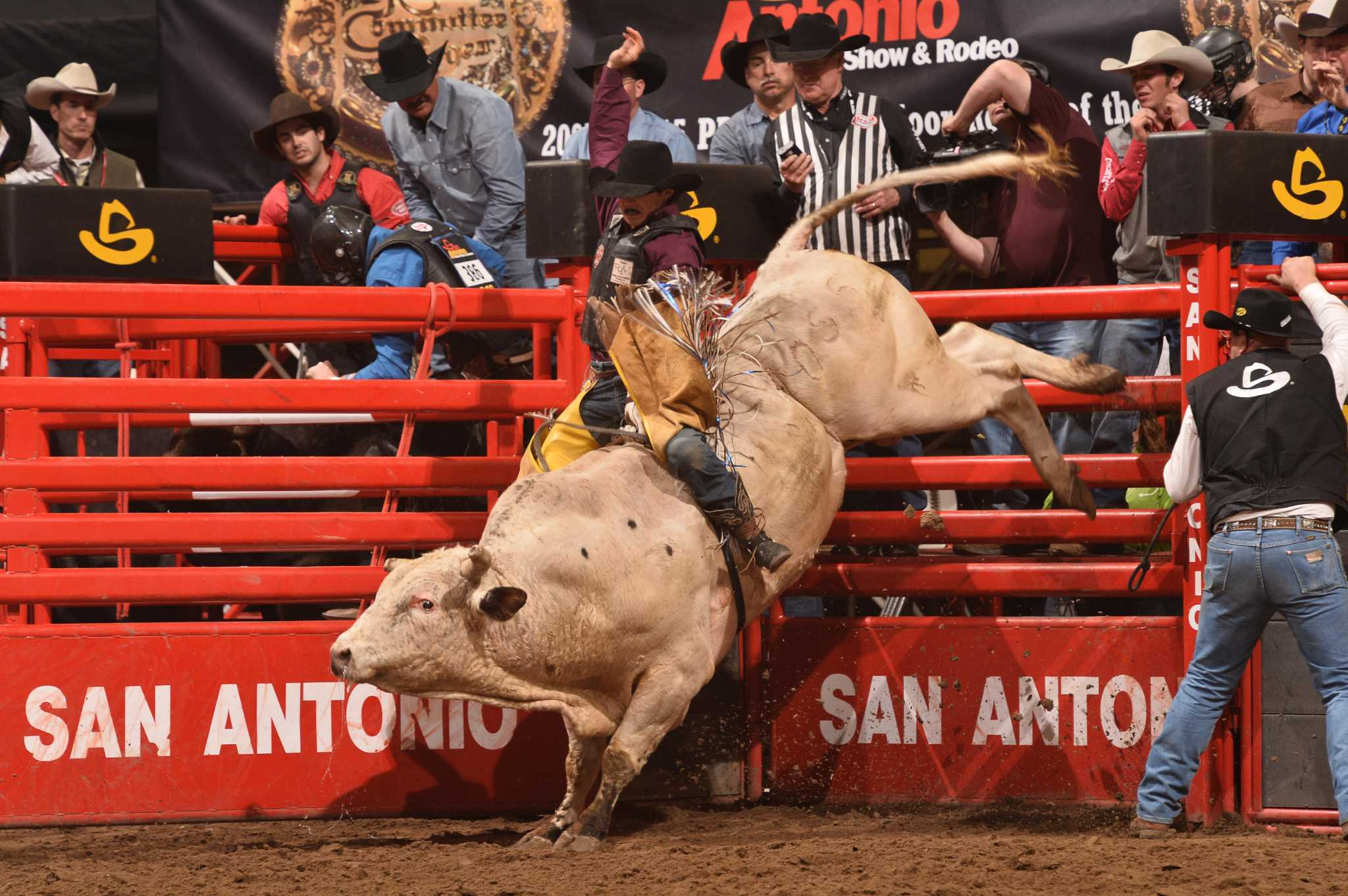 College Rodeo Events Back For Second Year San Antonio