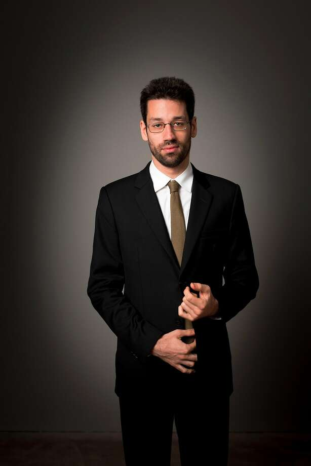 Pianist Jonathan Biss focused on Beethoven concertos. Photo: Benjamin Ealovega