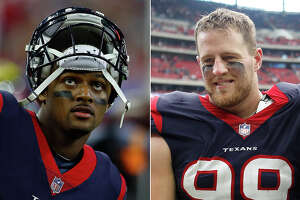 The Texans hope to have Deshaun Watson and J.J. Watt back at full strength this fall, but one has clearly proved to be the team's most important player.