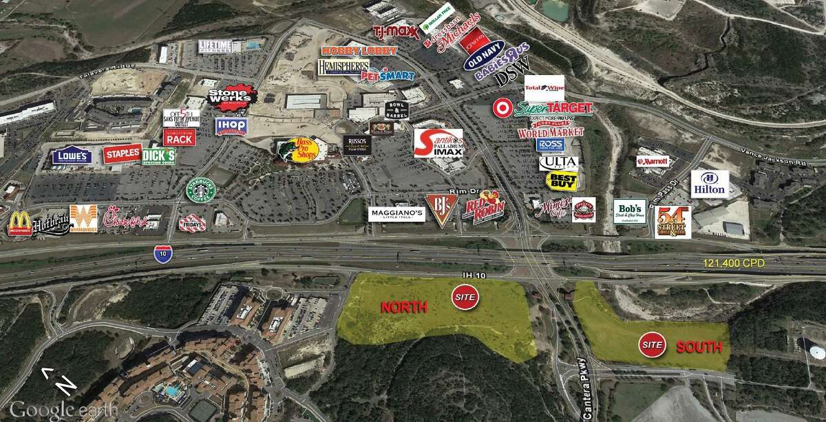 An Austin company is partnering with USAA Real Estate to build a 19-acre retail development across Interstate 10 from The Rim.