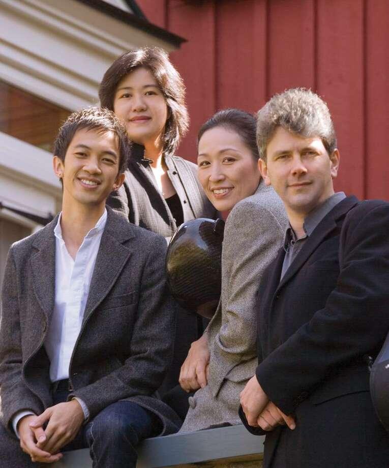 The Borromeo String Quartet (Christian Steiner)
