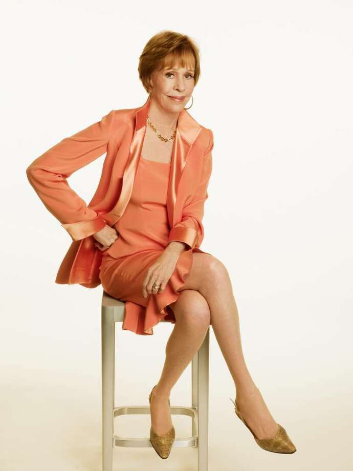 Carol Burnett	  (Photo by Randee St. Nicholas)