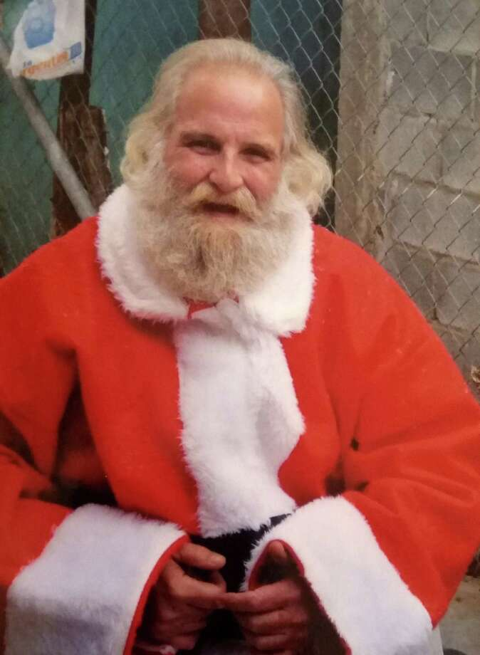 James Earl Bailey, fled from marijuana charges in San Antonio and resettled in Nuevo Laredo, where he played Santa Claus to sustain himself. Photo: Courtesy Photo