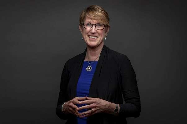 Naomi Fuchs, CEO of Santa Rosa Community Health Centers. Tuesday 23  January 2018 in San Francisco, CA.