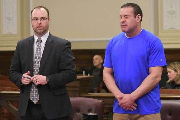 Two men sentenced in Rensselaer County court cases