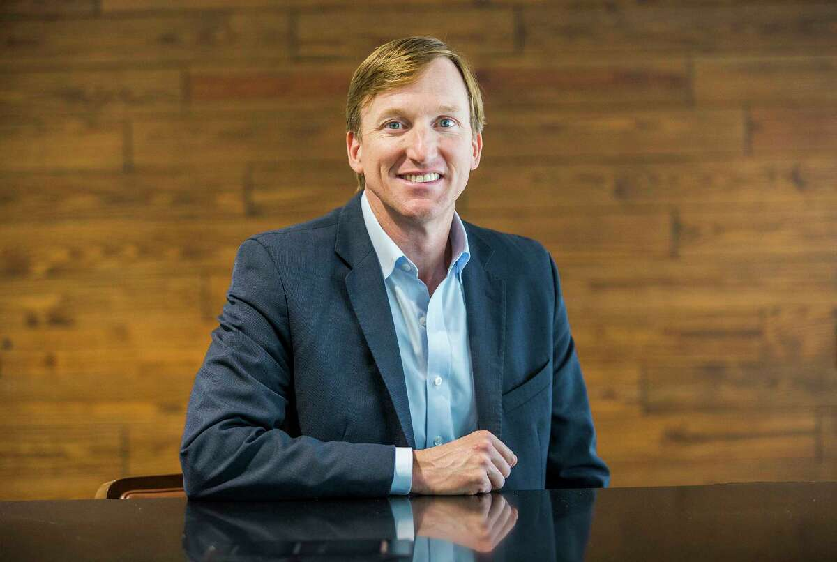 Andrew White, a Democratic gubernatorial candidate is among 9 other contenders who are working on getting the Democratic nomination to challenge Republican incumbent Greg Abbott. (Thao Nguyen)