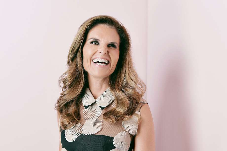 Maria Shriver poses for a portrait at the Elyse Walker Presents The 10th Anniversary Pink Party Hosted on October 18, 2014 in Santa Monica, California. Shriver will speak at the annual Center for HOPE Luncheon on March 1. Photo: Charley Gallay / Getty Images / 2014 Charley Gallay