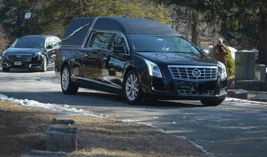 Mort Walker laid to rest in Westport - The Hour