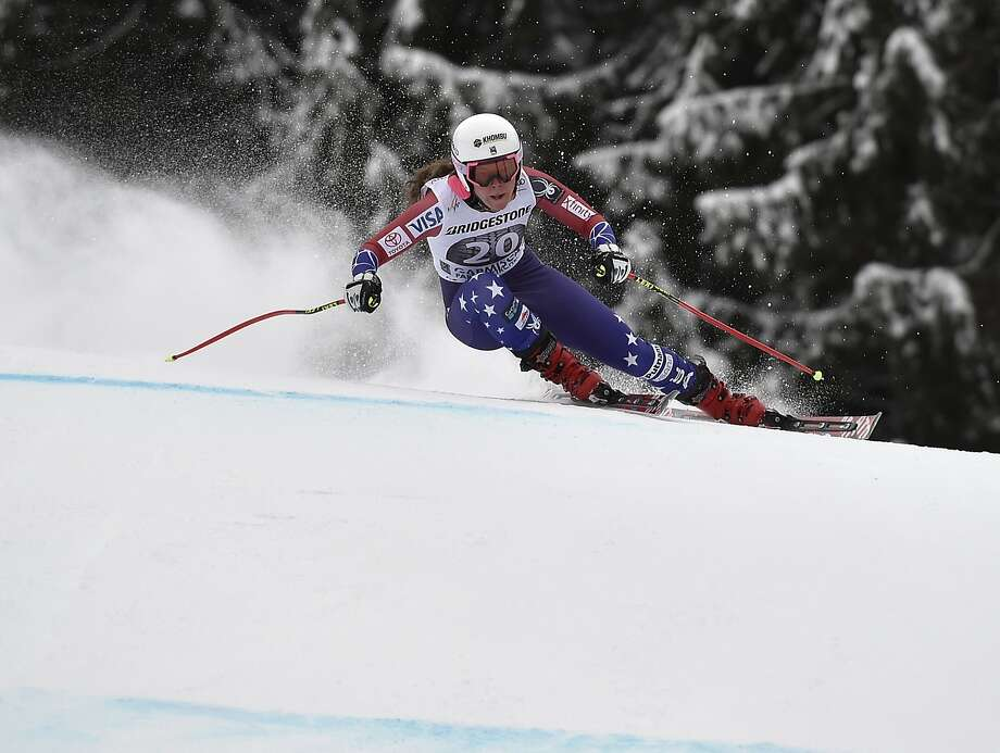 Aces high as Vonn keeps cards up sleeve for Olympics