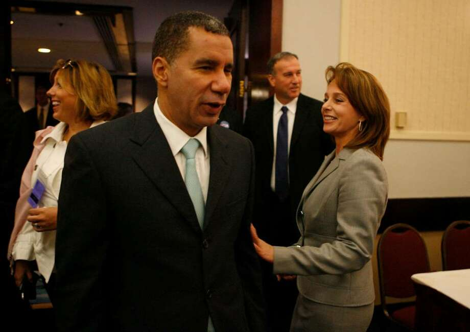 Gov. David A. Paterson faces many challenges as he tries to get a balky Legislature to cut what he warns is a deficit of up to $3 billion.  (Harry Scull Jr. /The Buffalo News) Photo: Harry Scull Jr. / The Buffalo News
