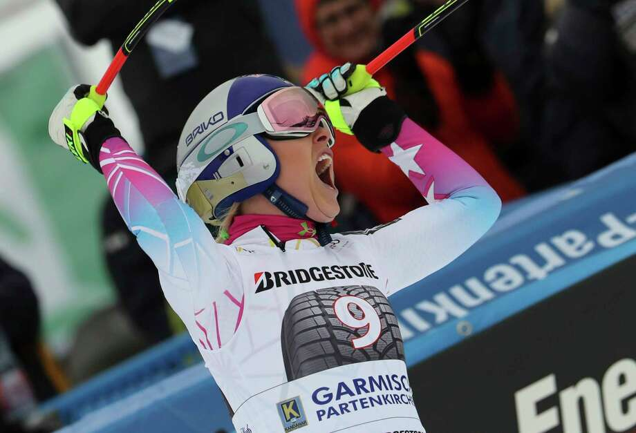 Alpine skiing -Vonn pips Goggia to win third race of…