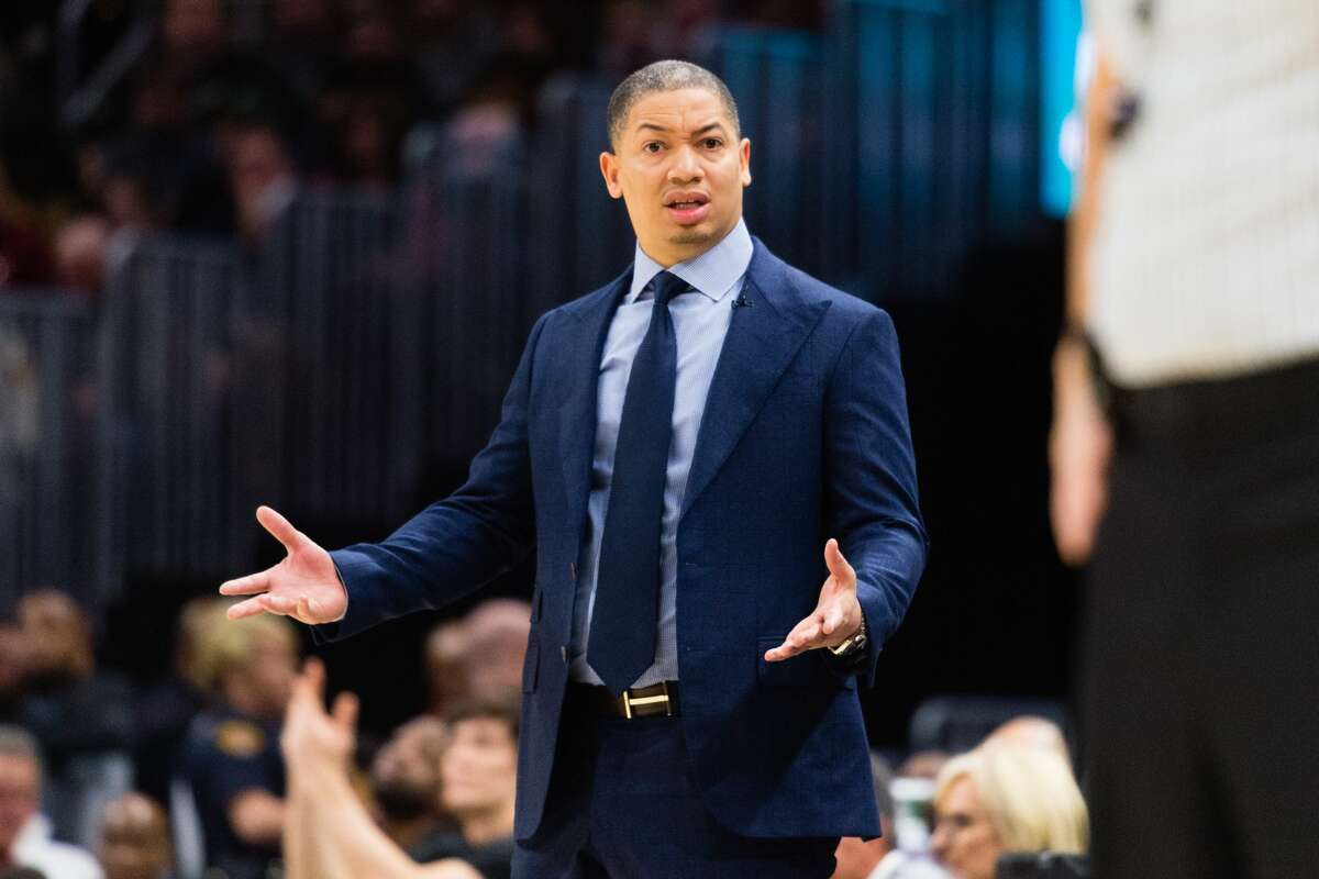 Tyronn Lue, now an assistant with the Clippers, is one of many coaches Rockets could consider.
