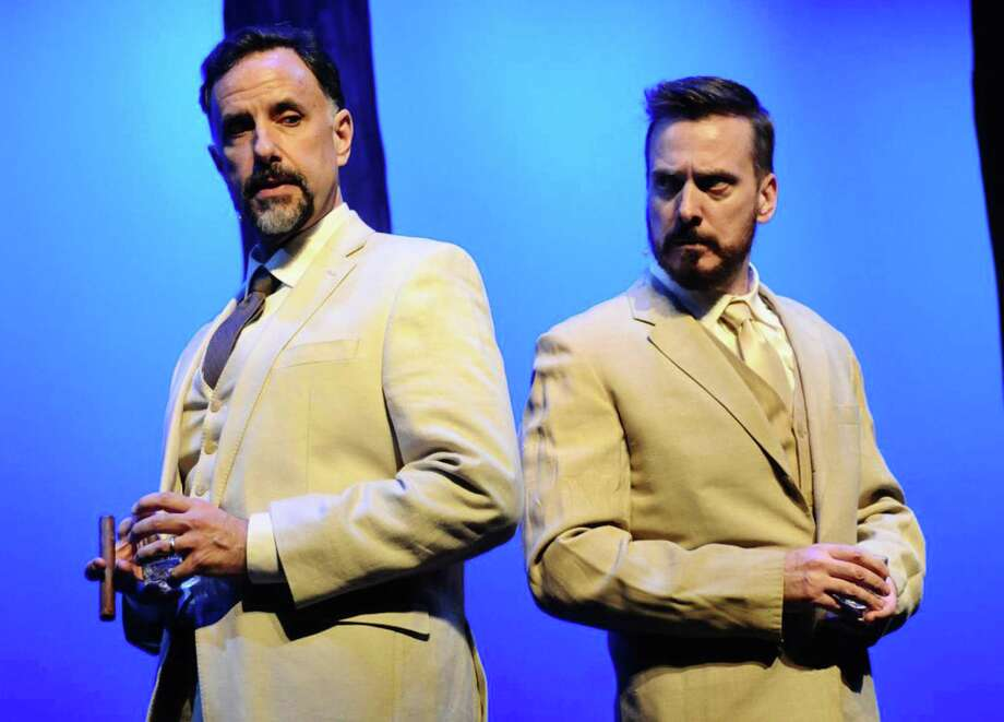 """Singers Sam Mungo, left, and Kevin Grace performed Saturday night in Alamo City Opera's production of """"A Little Night Music."""" Photo: Courtesy / Kristian Jaime"""