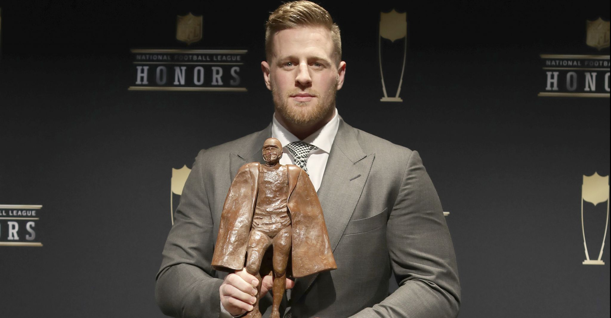 Jj Watts Acceptance Speech For Nfl Man Of The Year Houston