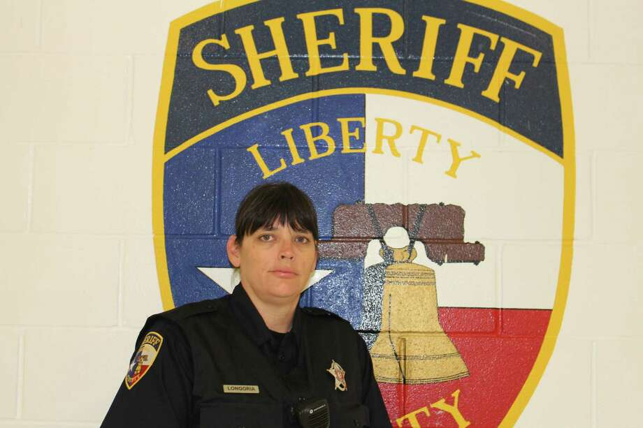 Deputy Linda Longoria will teach a class on Civilian Response to Active Shooter to any business, civic group, school, church or other interested organizations within Liberty County. Photo: Submitted
