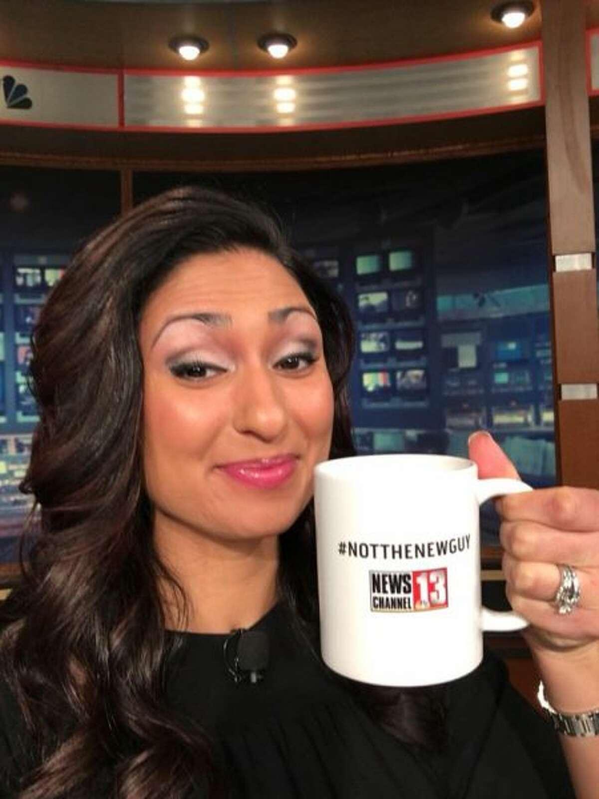 Subrina Dhammi on WNYT has a new coanchor.