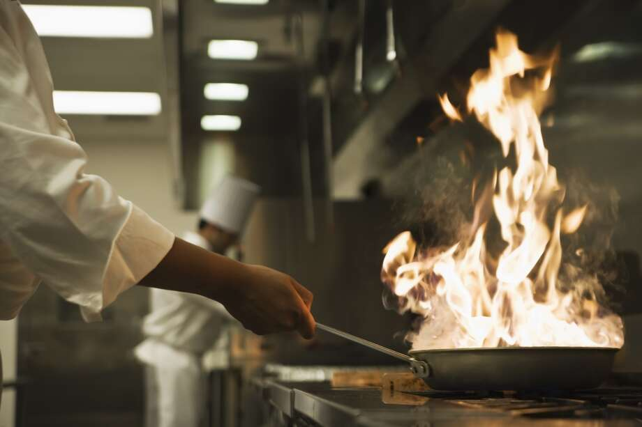 The majority of sexual harassment in kitchens lurks within subtleties. Photo: Tetra Images / Jetta Productions / Dana Neely / Getty Images