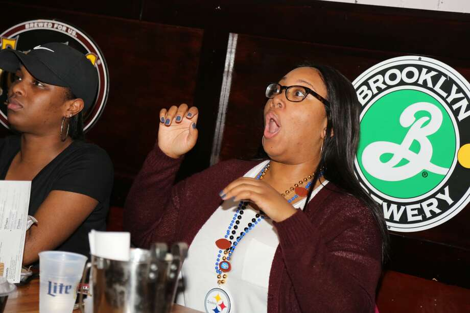 The third annual SoNo Bowl was held at the Blind Rhino in Norwalk on February 4, 2018. The Super Bowl pre-game game show hosted by Ken Tuccio features games, an open bar and more. Were you SEEN? Photo: Derek Sterling/Hearst CT Media