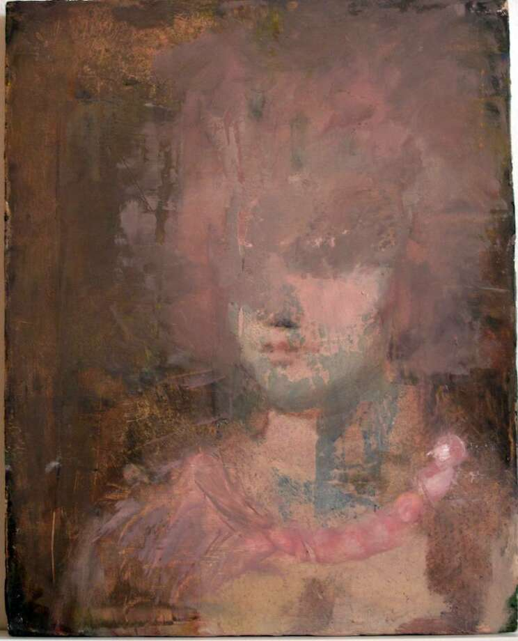 """Portrait"" by Maggie Mailer. (Courtesy the artist)"