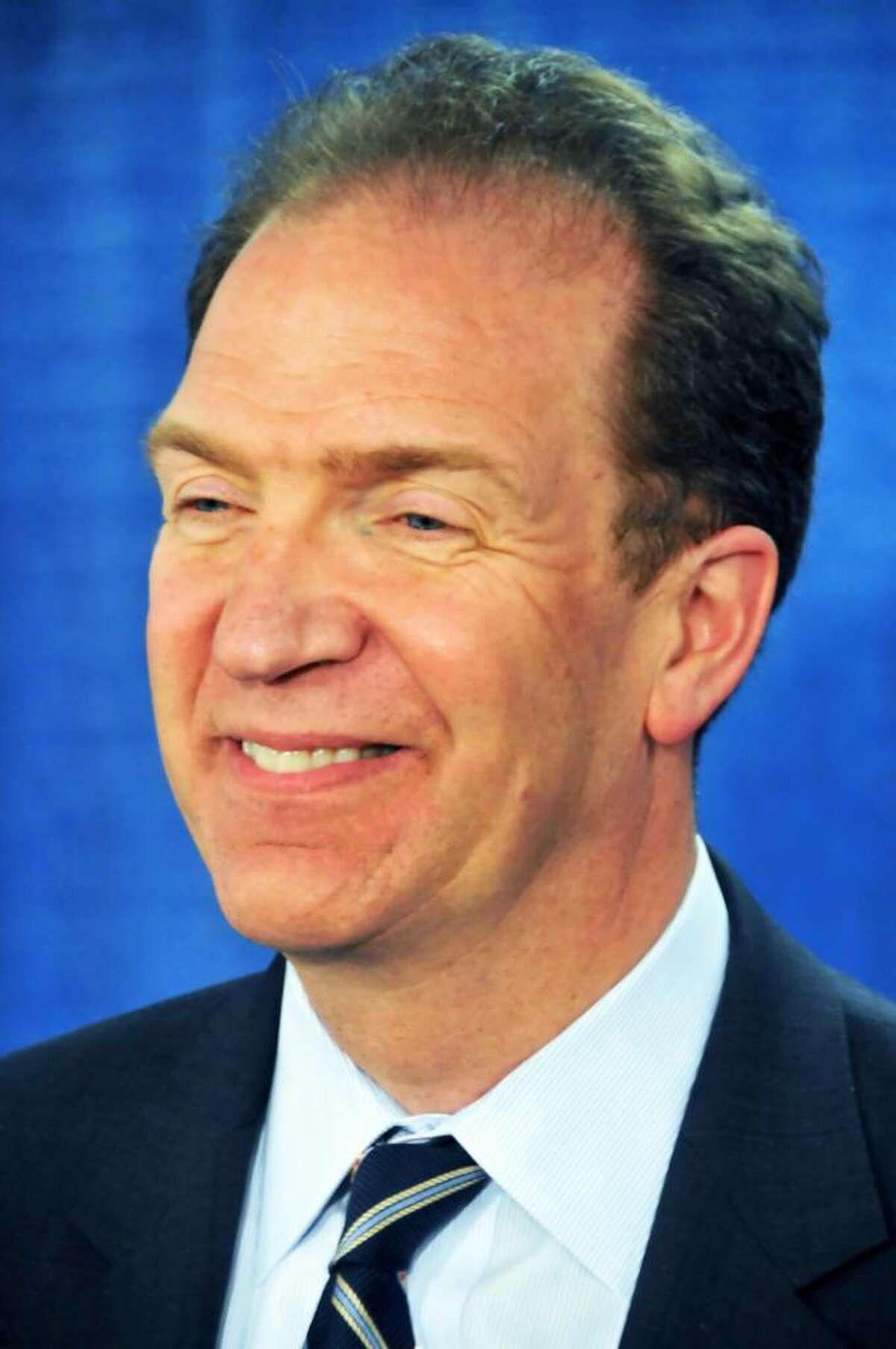 David Malpass, economist who ran for U.S. Senate in 2010. (John Carl D'Annibale / Times Union)