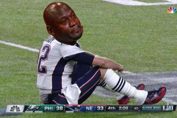 Memes Go In On Patriots After Eagles Pull Off Upset