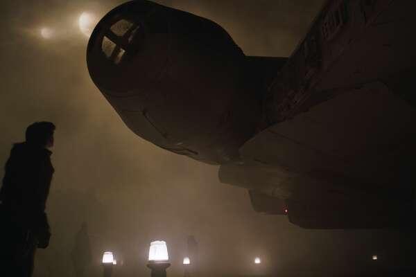 "Alden Ehrenreich is Han Solo ""Solo: A Star Wars Story."""