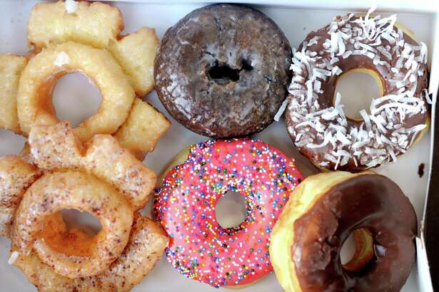 We sampled our way across the city's doughnut shops and settled on this delicious dozen as some of our favorites.