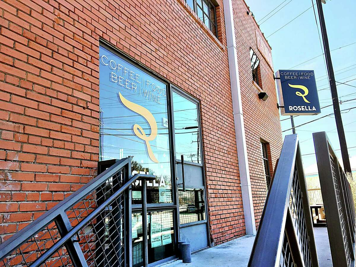 Friday marks the debut of the wine bar extension at Rosella Coffee. The shop will serve its usual coffee menu until 3 p.m. and then reopen at 4:30 p.m. for wine and craft beer and bites such as charcuterie and flatbread pizza.