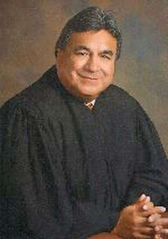 "District Judge Rodolfo ""Rudy"" Delgado is seen in an undated photo taken from the 93rd District Court website. He is charged with bribery, according to FBI officials. Photo: Courtesy Photo / COURTESY OF THE 93RD DISTRICT COURT"