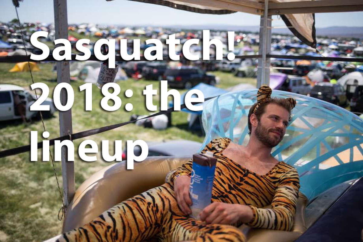 Believe it or not, Sasquatch! is coming. The Memorial Day weekend festival announced its lineup Monday. Here are the highlights.