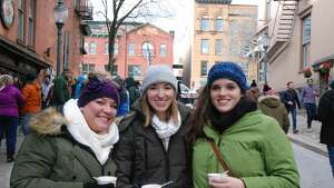 Were you Seen at the 20th Annual Saratoga Chowderfest in downtown Saratoga Springs on Feb. 3, 2018?
