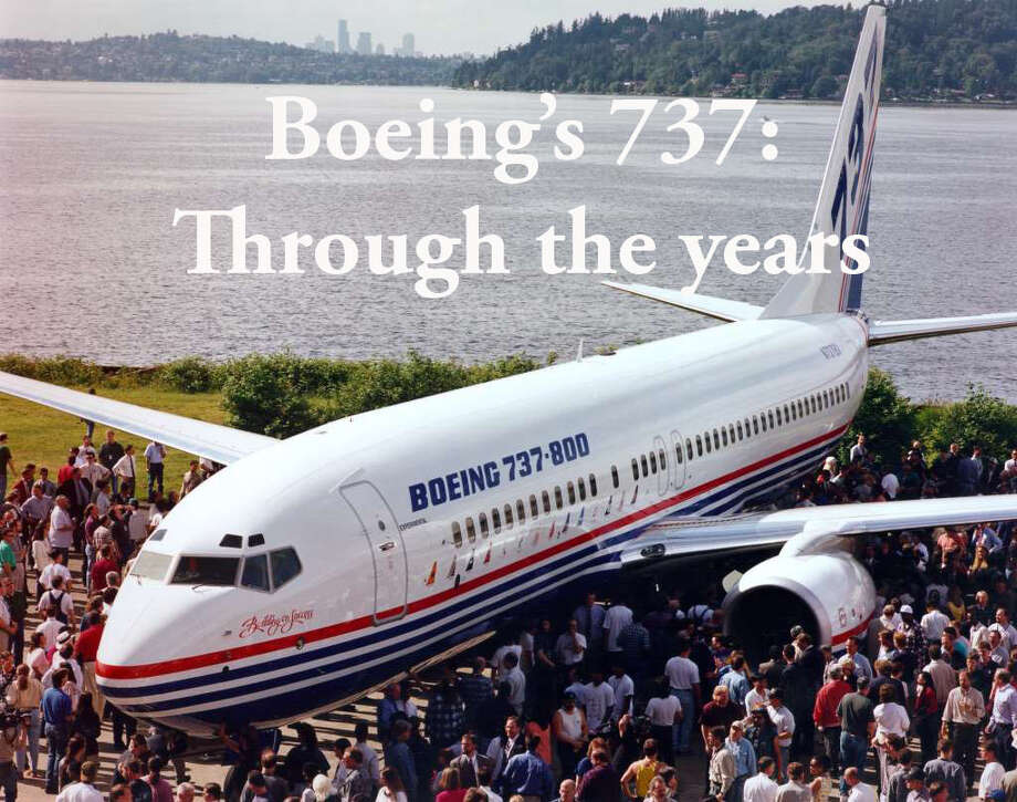 Click through to take a peek at Boeing's 737 over the years. Photo: Seattle P-I File
