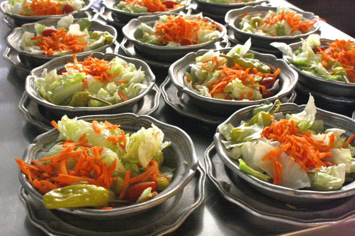 House Salads! (210) 532-4235 CLICK HERE TO VISIT US!