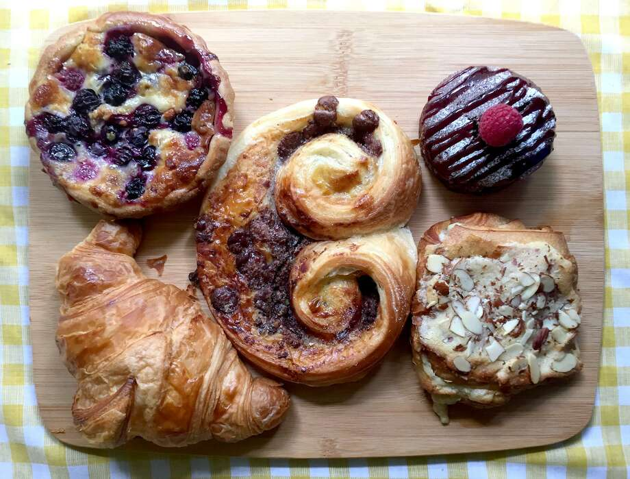 Selection of pastries from CommonWealth Coffeehouse & Bakery. Photo: Paul Stephen / San Antonio Express-News