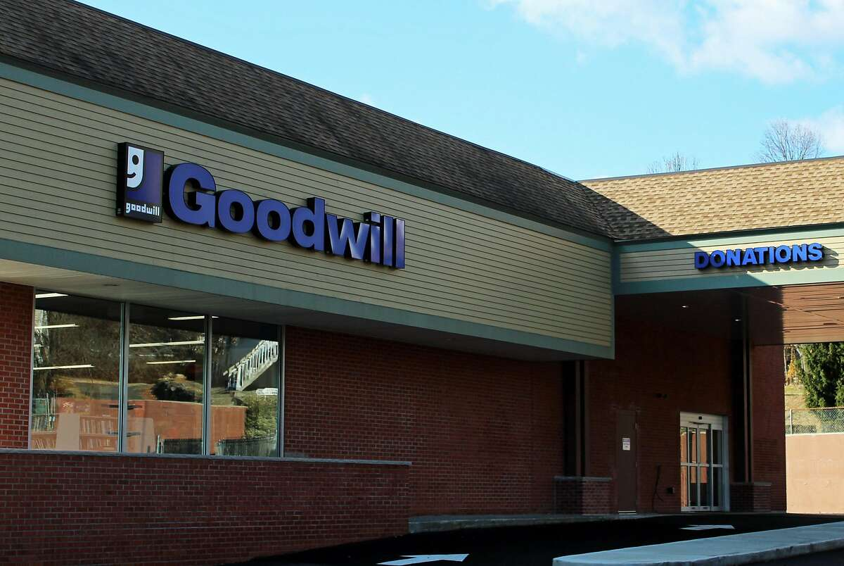 Philanthropist MacKenzie Scott is bestowing tens of millions of dollars on Goodwill organizations across the country, including Goodwill of Silicon Valley, which received $10 million. A Goodwill store in Fairfield, Conn., is pictured.