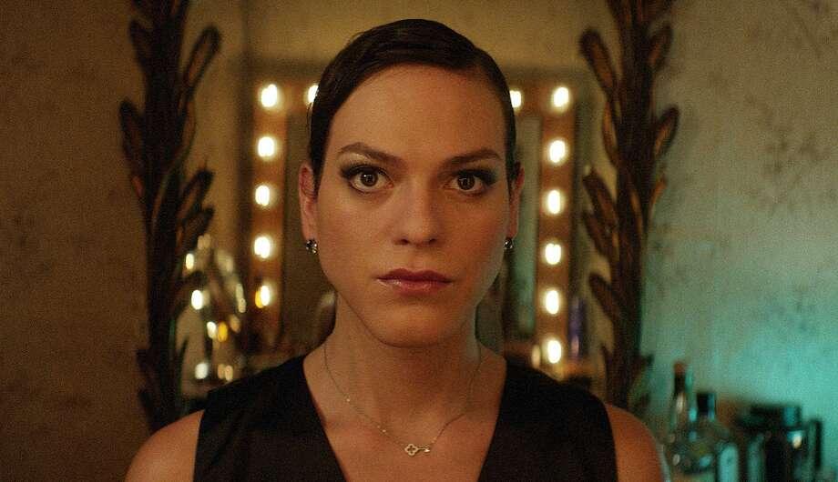 "Transgender actress Daniela Vega in ""A Fantastic Woman."" Photo: Associated Press"