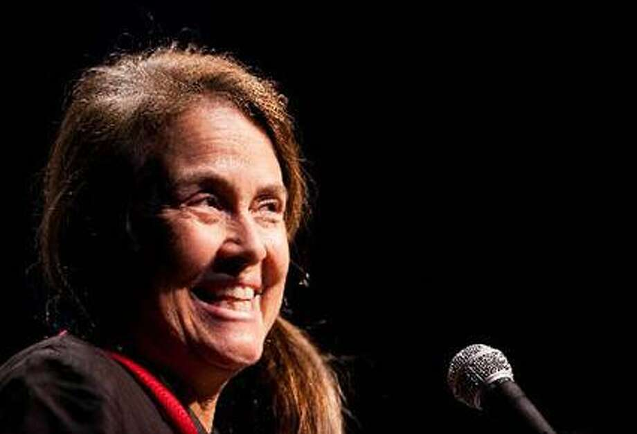 "Naomi Shihab Nye (""Voices in the Air: Poems for Listeners"" and contributor, ""Literary San Antonio"") will appear at the 2018 San Antonio Book Festival. Photo: Julysa Sosa For The San Antonio / Greenwillow Books"